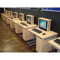February 2008: A2Z Computing Supplies First Suite of ICT Desks