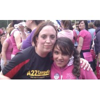 July 2012: Race for Life
