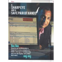 January 2013: A Sharp Eye and a Safe Pair of Hands