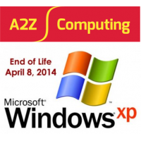 May 2013: Windows XP end-of-life
