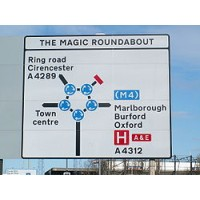 July 2012: A Roundabout Challenge