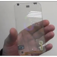 February 2013: Transparent Phone