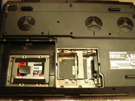 Tripple Harddisk Space